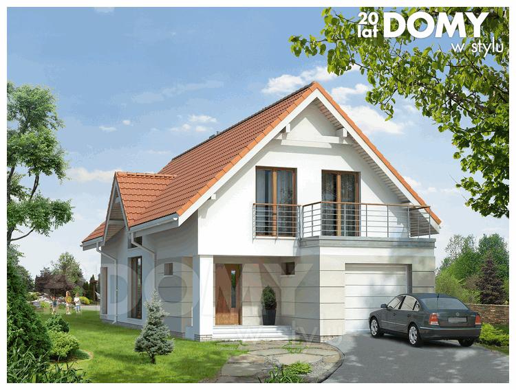 projekty domu